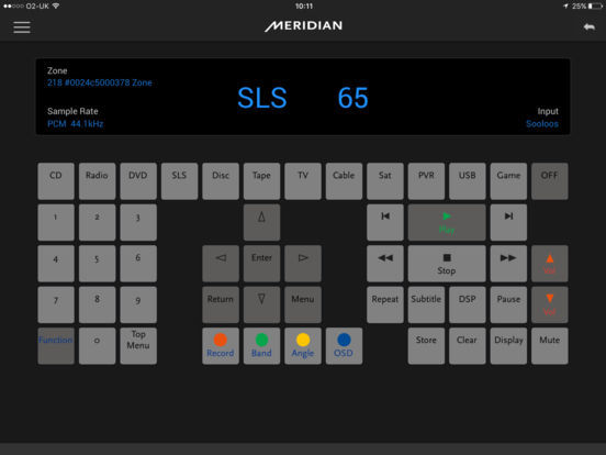 218 controller app