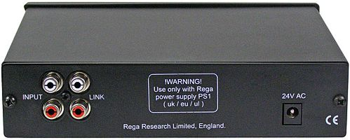 Rega EAR rear