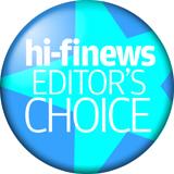 hifi news editors choice