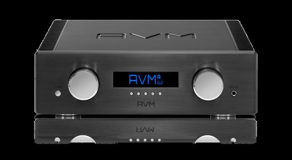 AVM A 6 2 Black