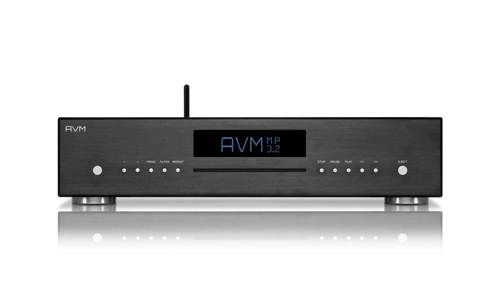 AVM MP 3.2 Blk