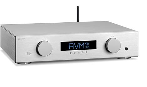 AVM SD 3.2 Silver