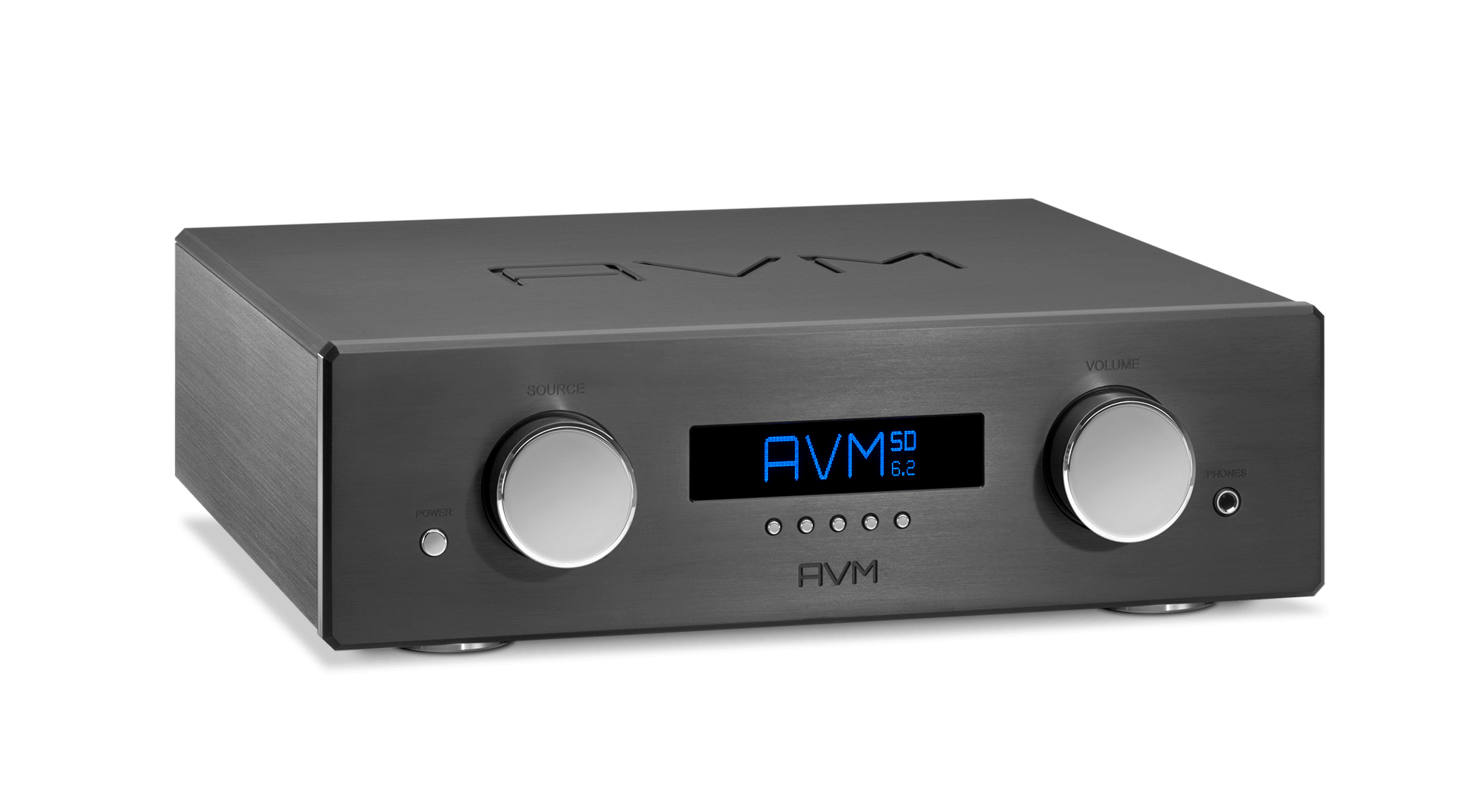 AVM SD 6.2 Black