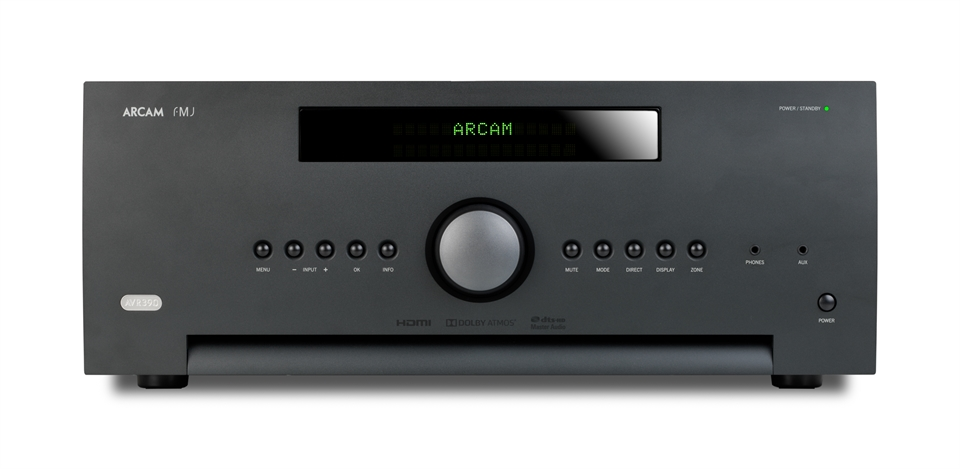 AVR390 front