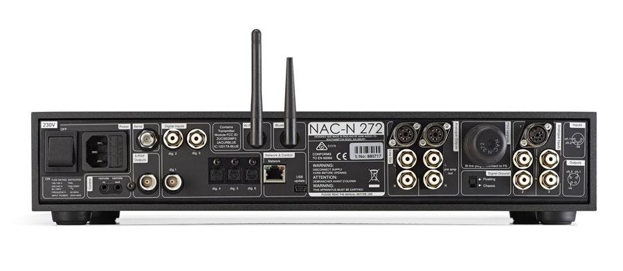 NAC N272 rear