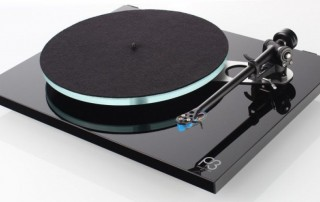 Rega Planar 3 Turntable blk