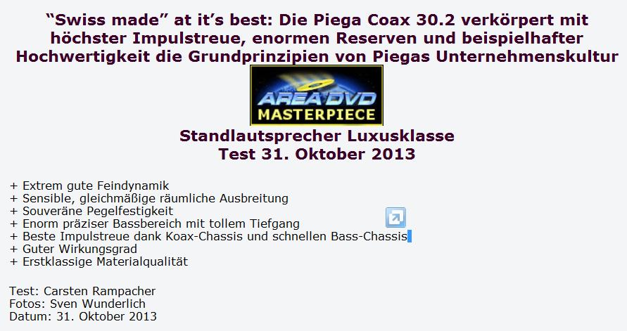 Test Piega-Coax 30.2