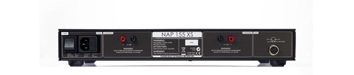 naim nap155xs rear panel