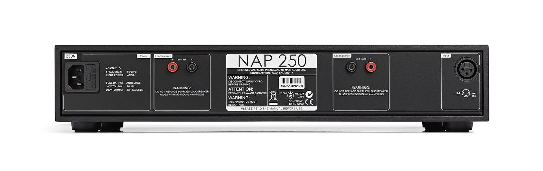 nap 250 rear